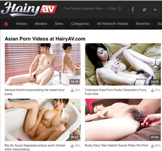 I want porn site access for hairyav