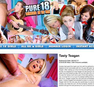 I Want Pure18