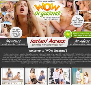 I Want Wow orgasms
